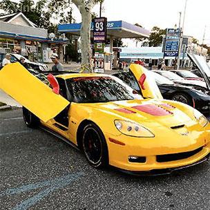 LTD Corvette Club - corvette car shows, C1, C2, C3, C4, C5